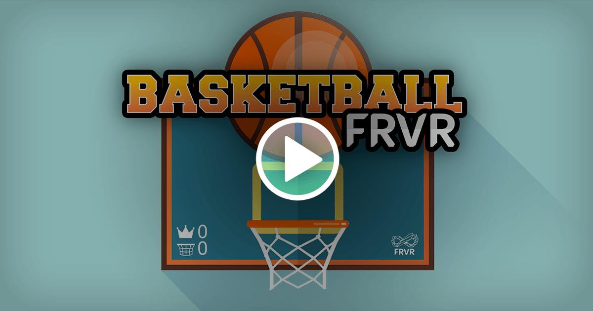 Play Basketball FRVR - Free Basketball Hoop Shooter